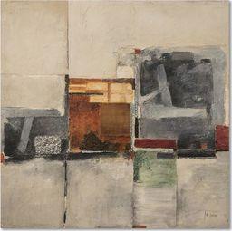 Feeby Obraz na płótnie - Canvas, Kompozycja abstrakcyjna 1 20x20