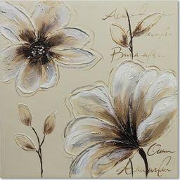 Feeby Obraz na płótnie - Canvas, Kwiaty 6 20x20