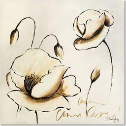 Feeby Obraz na płótnie - Canvas, Kwiaty 20x20
