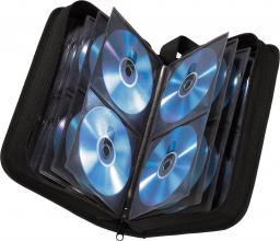 Hama CD Wallet 104 szt. Czarny (116170000)