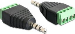 Adapter AV Delock JACK 3.5MM (65453)