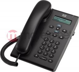 Telefon Cisco SIP Phone 3905 Charcoal (CP-3905)