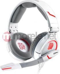Słuchawki Thermaltake eSports Cronos White Neodymium Magnet (HT-CRO008ECWH)