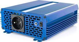 Przetwornica AZO Digital Przetwornica napięcia 12-24 VDC / 230 VAC ECO MODE  SINUS IPS-1000S DUO 1000W