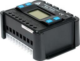 AZO DIGITAL Solarny regulator ładowania PWM SOL-30ED 12/24 - 30A (wyświetlacz LCD)