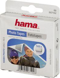 Hama Przylepce do zdjęć 500 szt. (71020000)