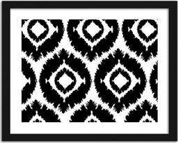 Feeby Obraz w ramie czarnej, Abstrakcja 3 29,7x21