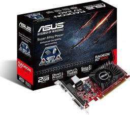 Karta graficzna Asus Radeon R7 240 2GB DDR3 (128 bit) HDMI, DVI, D-Sub (R7240-2GD3-L)