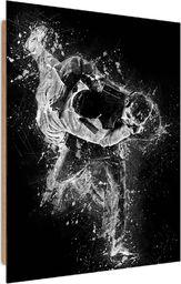 Feeby Deco Panel, Walka Judo 2 50x70