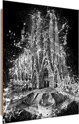 Feeby Deco Panel, Sagrada Familia w Barcelonie  50x70