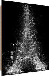 Feeby Deco Panel, Wieża Eiffla nocą 50x70