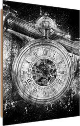 Feeby Deco Panel, zegarek 50x70
