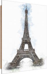Feeby Deco Panel, Wieża Eiffla 50x70