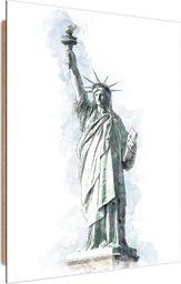 Feeby Deco Panel, Statua Wolności  50x70