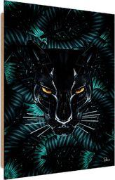 Feeby Deco Panel, Przyczajona Pantera  50x70