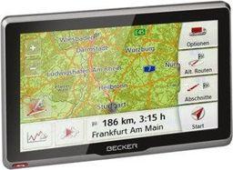 Nawigacja GPS Becker Nawigacja BECKER Active.6S PLUS EUROPA | 6,2'' | 46 krajów | GWARANCJA 24M | Faktura 23% uniwersalny