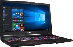 Laptop MSI GE63 Raider RGB (9SE-666PL)