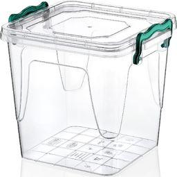 Chomik Pojemnik plastikowy kwadratowy 3,7L MULTIBOX uniwersalny