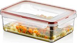 Chomik Pojemnik plastikowy prostokątny 1,4L SAVER BOX uniwersalny