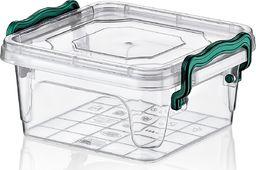 Chomik Pojemnik plastikowy kwadratowy 350ml MULTIBOX uniwersalny