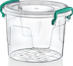 Chomik Pojemnik plastikowy okrągły 1,1L MULTIBOX uniwersalny
