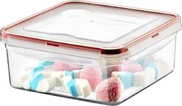 Chomik Pojemnik plastikowy kwadrat 2,3L SAVER BOX uniwersalny