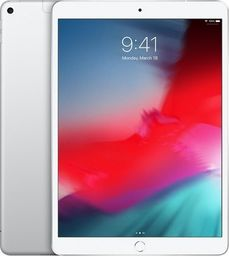 "Tablet Apple  iPad Air + Cellular 10.5"" 64 GB 4G LTE Srebrny  (MV0E2FD/A)"