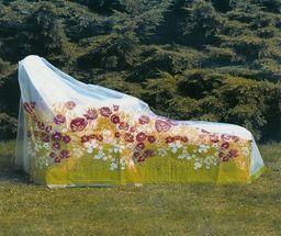 Kamai Pokrowiec na leżak ogrodowy