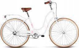 """Kross Rower miejski 28 Kross Le Grand Madison 2 Biały 18""""  uniwersalny"""