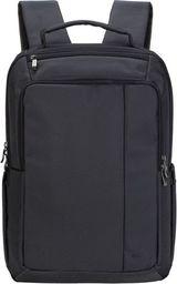 "Plecak RivaCase RIVACASE Central 8262 Plecak laptop 15,6"" czarny uniwersalny"