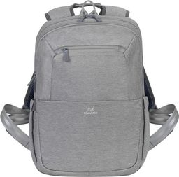 "Plecak RivaCase RIVACASE Suzuka 7760 Plecak laptop 15,6"" szary uniwersalny"