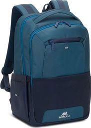 "Plecak RivaCase RIVACASE Suzuka 7767 Plecak laptop 15,6"" granatowy uniwersalny"