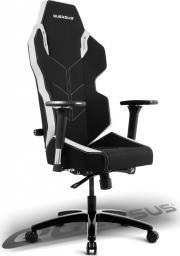 Fotel Quersus EVOS 301 (Czarno-Biały)