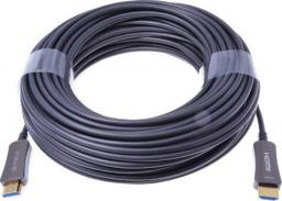 Kabel PremiumCord HDMI - HDMI, 30, Czarny (kphdm2x30)