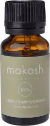 Mokosh Olejek z trawy cytrynowej 10 ml (butelka szklana z kroplomierzem)