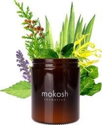 """Mokosh Roślinna świeca sojowa """"Orientalny ogród"""" 140 g (słoik szklany)"""