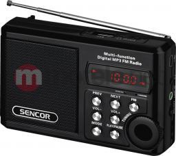 Radio Sencor SRD 215 B