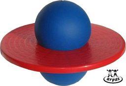 Akson Piłka do skakania UFO niebieska uniw