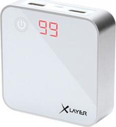 Powerbank Xlayer X-Charger White 6000mAh