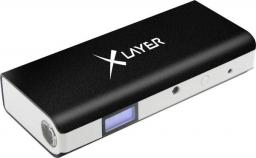 Powerbank Xlayer PLUS Notebook Black 16000mAh