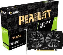 Karta graficzna Palit GeForce GTX 1650 DUAL 4GB GDDR5 (NE5165001BG1-1171D)