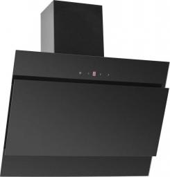 Okap Ciarko SMS II 60 Glass Czarny (250 m3/h; 600mm; kolor czarny)