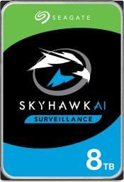 """Dysk Seagate Skyhawk 8 TB 3.5"""" SATA III (ST8000VE0004)"""