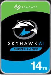 """Dysk serwerowy Seagate Skyhawk 14 TB 3.5"""" SATA III (ST14000VE0008)"""