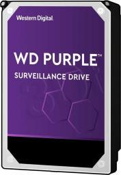 Dysk serwerowy Western Digital Purple 8 TB 3.5'' SATA III (6 Gb/s)  (WD82PURZ)