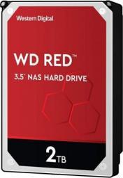 Dysk serwerowy Western Digital Red 2 TB 3.5'' SATA III (6 Gb/s)  (WD20EFAX)