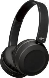 Słuchawki JVC HA-S31BT-B (nauszne; Bluetooth; z wbudowanym mikrofonem; kolor czarny)