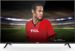 """Telewizor TCL 50"""" LED 50DP603 (4K 3840x2160; SmartTV; DVB-C, DVB-S2, DVB-T2)"""
