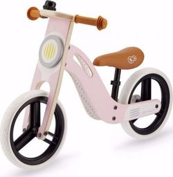 KinderKraft Rowerek biegowy UNIQ różowy