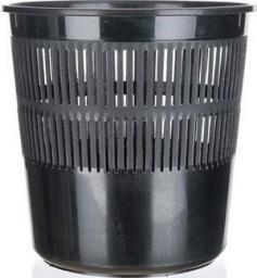 Kosz na śmieci Brillianz czarny